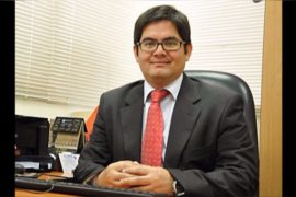 Para el próximo años estaría llegando Ministro del Interior, Carlos Basombrío.   Fuente: Rpp/Referencial